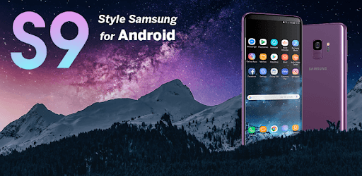Super S9 Lancher : Galaxy S9+ Theme for Android for PC