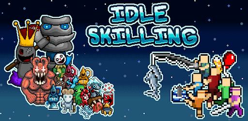 Idle Skills - RPG Adventure Game pc screenshot