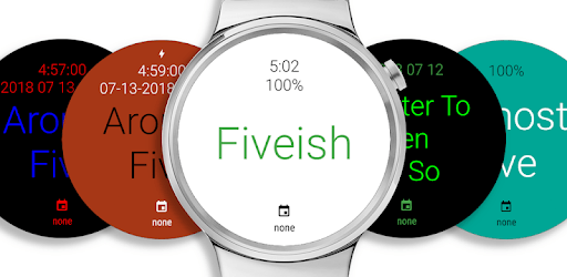 Twelveish - Customizable Watch Face for Wear OS pc screenshot