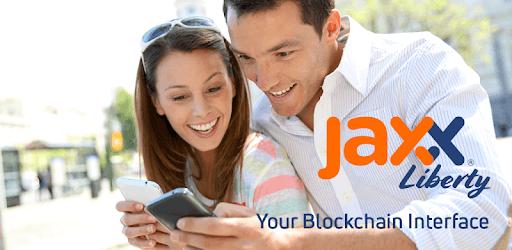 Jaxx Liberty: Cryptocurrency, Blockchain Wallet pc screenshot