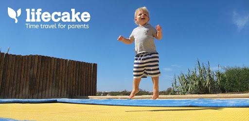 Kids' photo journal for family by Lifecake Ltd. pc screenshot