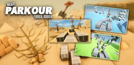 Mad Parkour Truck Skills pc screenshot