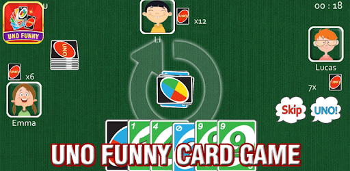 Uno Funny Card Game pc screenshot