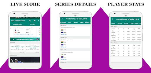 World Cup 2019 - Live Cricket tv Score,Schedule pc screenshot