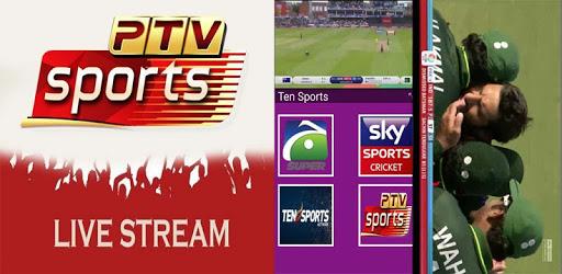 Live Cricket TV HD, PTV Sports, live express news pc screenshot
