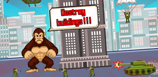 Tower Kong or King Kong's Skyscraper pc screenshot