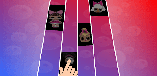 LOL Piano tiles surprise Dolls pc screenshot