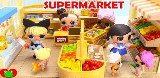 LOL Games - Grocery Store Supermarket Surprise Egg pc screenshot