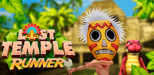 Lost Temple Runner pc screenshot