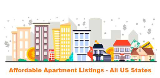 Affordable and Low Cost Apartments Listings - USA pc screenshot