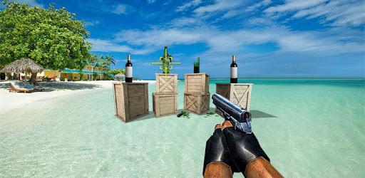 Real Bottle Shooter Hero 2019 :Free Shooting Game pc screenshot