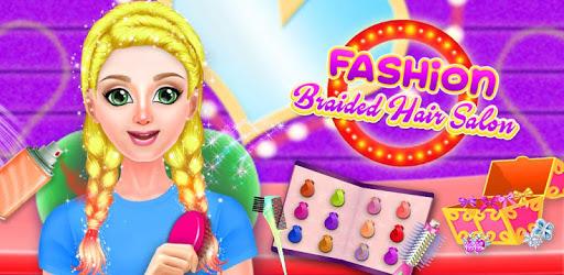 Fashion Braided Hair Salon - Hairdo Parlour pc screenshot