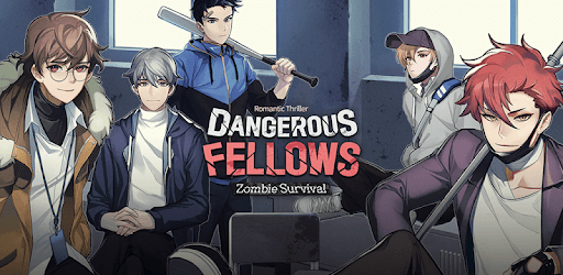 Dangerous Fellows - Romantic Thrillers Otome game pc screenshot