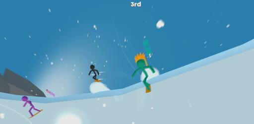 Stickman Snow Ride pc screenshot