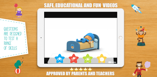 Safe Videos and Songs for Youtube   kiddZtube pc screenshot