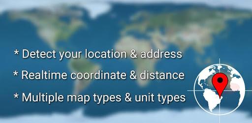 Map coordinate pc screenshot