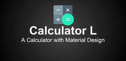 Calculator L pc screenshot