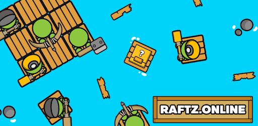 Raftz.online pc screenshot