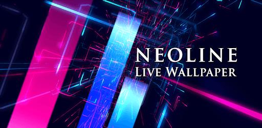 NEOLINE LiveWallpaper FREE pc screenshot