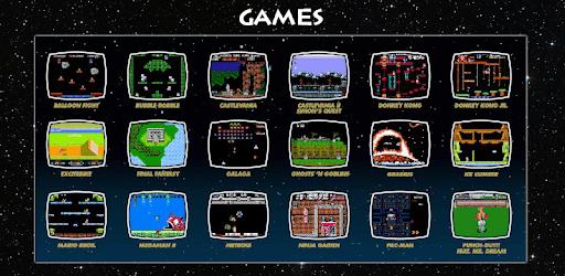 Mega NES - Games Emulator pc screenshot