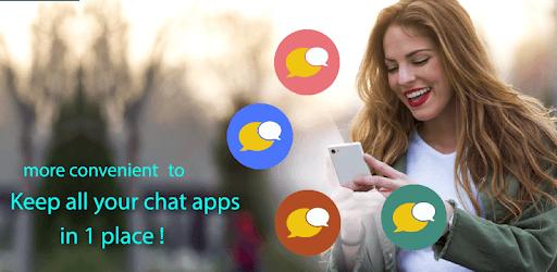 Smart Messenger App - Safe Chatting pc screenshot