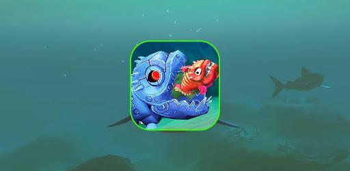 3D Feed Metal Shrk Fish Simulator pc screenshot