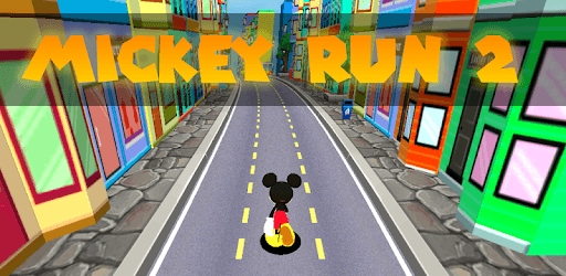 Mickey Subway Run 3D pc screenshot