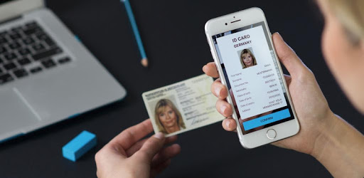 BlinkID - ID card scanner with OCR pc screenshot