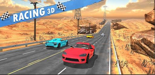 Racing 3D - Extreme Car Race pc screenshot