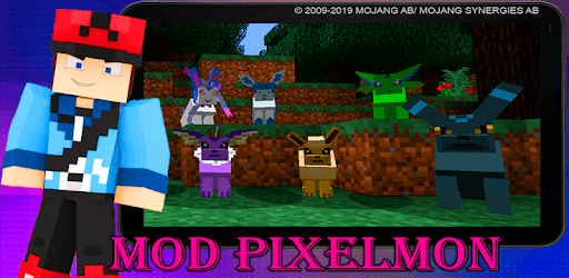 Mod Pixelmon 2019 pc screenshot