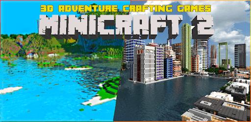 MiniCraft 2: 3D Adventure Crafting Games pc screenshot