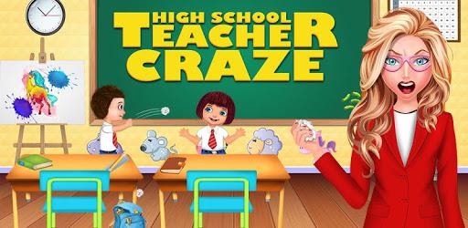 High School Teacher Craze: Virtual Kids Classroom pc screenshot