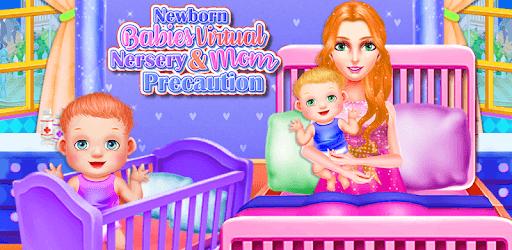 Minors & Newborn Virtual Nursery Mom Precautions pc screenshot