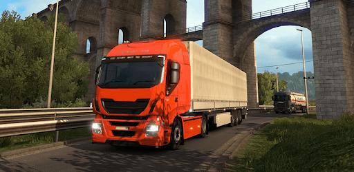 European Truck Simulator 2 pc screenshot