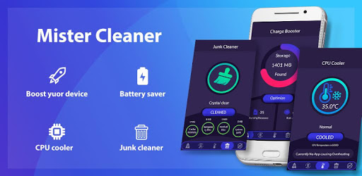 Mister Cleaner pc screenshot