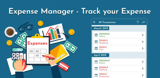 Expense Manager - Track your Expense pc screenshot