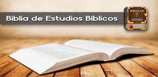 Biblia de Estudios Bíblicos pc screenshot