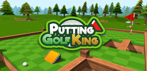Putting Golf King pc screenshot