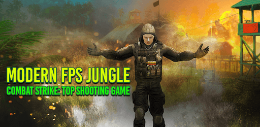 Modern FPS Jungle Combat Strike: FPS Shooting Game pc screenshot