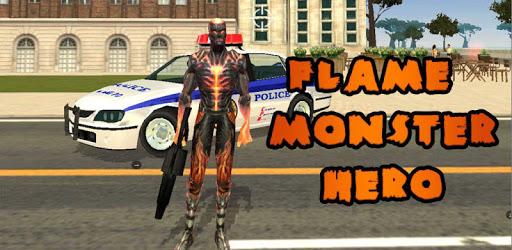 Super Flame Ninja Hero - Strange Gangster Vegas pc screenshot