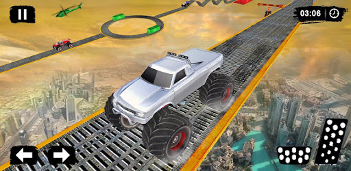 Monster Truck Driving Stunts: Impossible Tracks 19 pc screenshot