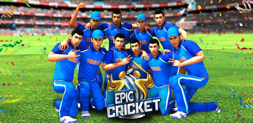 Epic Cricket - Best Cricket Simulator 3D Game pc screenshot