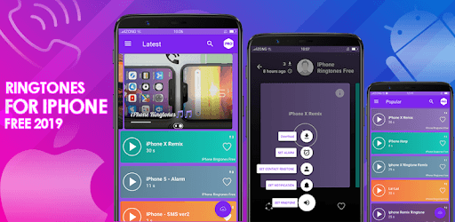 Ringtones for iPhone Free 2019 pc screenshot