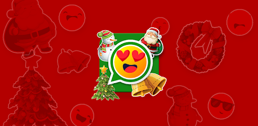 Christmas Stickers for WhatsApp, WAStickerApps pc screenshot
