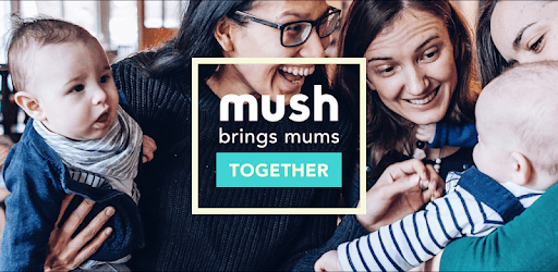 Mush - the friendliest app for moms pc screenshot