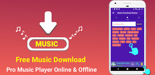 Free Music Download & Mp3 Downloader for PC - Free Download
