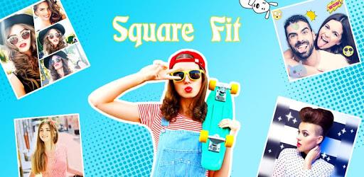 Square Blur- Blur Image Background Music Video Cut pc screenshot