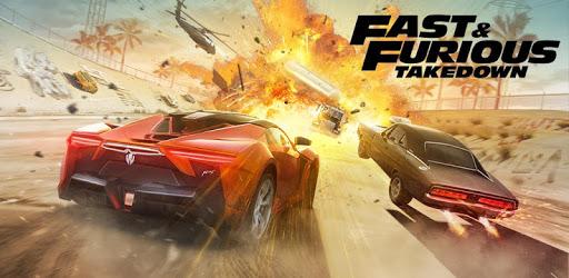 Fast & Furious Takedown pc screenshot