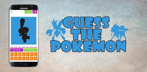 Guess The Pokemon Name - Shadow Quiz pc screenshot