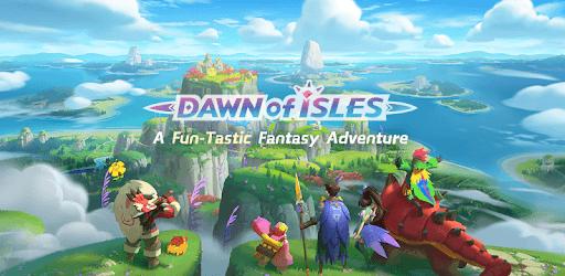 Dawn of Isles pc screenshot